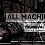 21.03.15: ALL MACHINE – ELEKTROJUDAS – XNDL (private session)